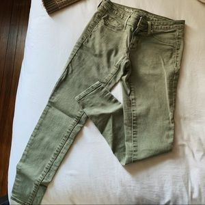 Mossimo Mid Rise / Super Stretch Jegging